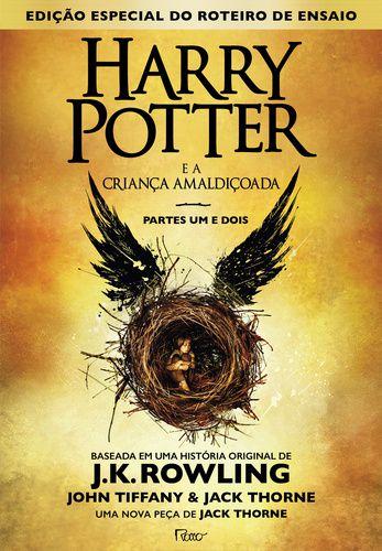 Harry Potter e a criança amaldiçoada