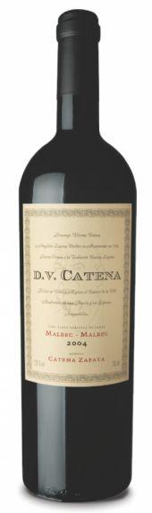 Vinho Tinto Argentino DV Catena Malbec-Malbec 750 ml