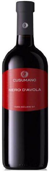 Vinho Tinto Italiano Cusumano Nero d'Avola Sicilia IGT 750 ml