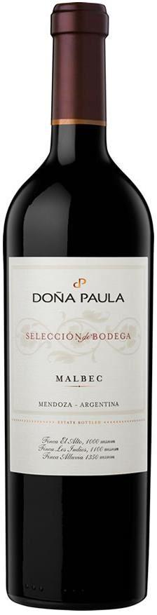 Doña Paula Selección de Bodega Malbec
