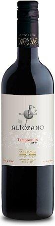Vinho Tinto Espanhol Finca Constancia Altozano Tempranillo