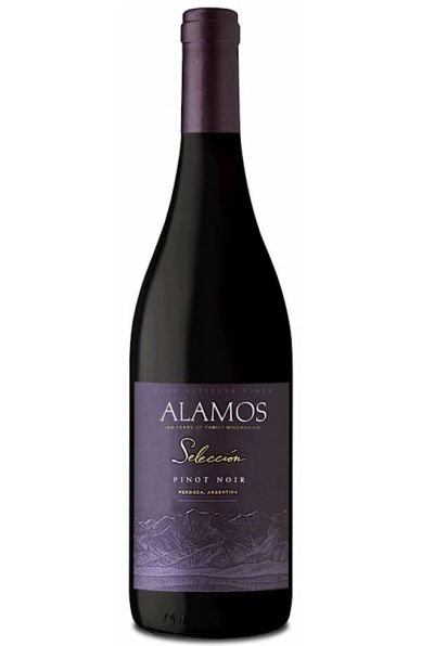Vinho Tinto Catena Zapata Alamos Seleccion Pinot Noir 750 ml
