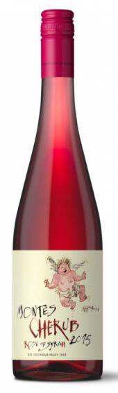 Vinho Rosé Montes Cherub Syrah Rosé Cosecha Temprana 750 ml