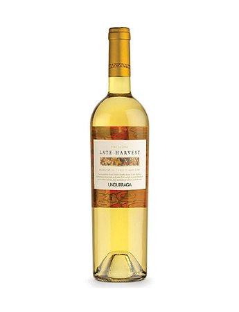 Vinho Branco Doce Undurraga Late Harvest 375mL