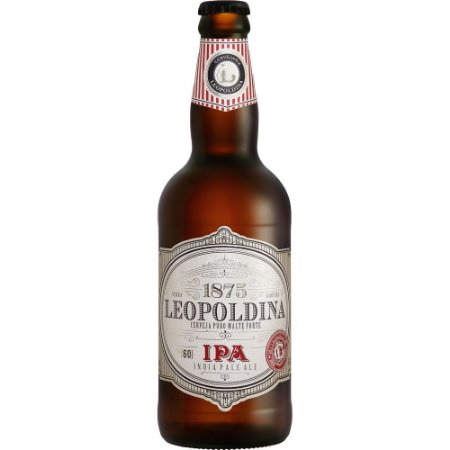 Cerveja Leopoldina IPA Indian Pale Ale 500 ml