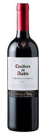 Vinho Tinto Chileno Casillero Del Diablo Cabernet Sauvignon 750 ml