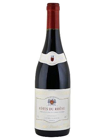 Vinho Tinto Francês Abel Pinchard Côtes Du Rhône 750 ml