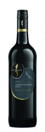 Vinho Tinto Africano Kumala Cabernet Sauvignon Shiraz 750 ml