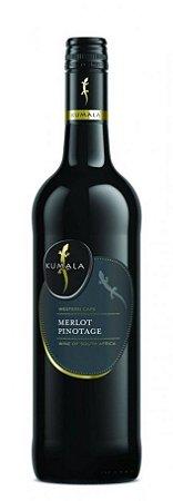 Vinho Tinto Africano Kumala Merlot Pinotage 750 ml