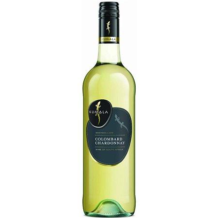 Vinho Branco Africano Kumala Colombard Chardonnay 750 ml