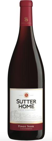 Trinchero Sutter Home Pinot Noir 750 ml