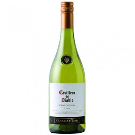 Vinho Branco Chileno Casillero Del Diablo Chardonnay 750 ml