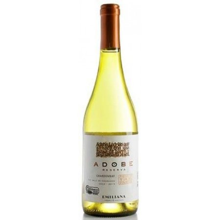 Vinho Branco Chileno Adobe Reserva Chardonnay 750 ml
