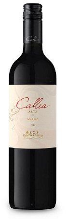 Vinho Tinto Argentino Callia Alta Malbec 750 ml