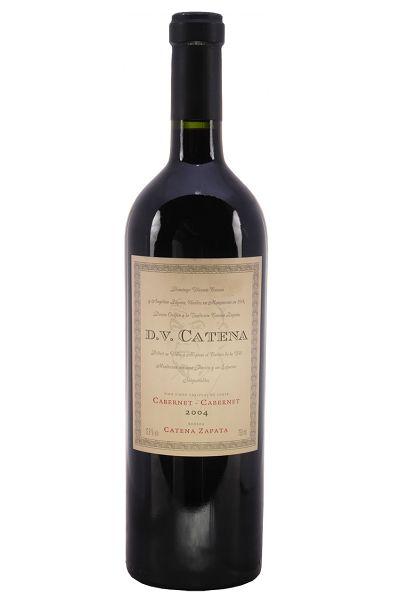 Vinho Tinto Argentino DV Catena Cabernet-Cabernet 750 ml