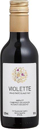 Vinho Tinto Pizzato Violette 187 ml