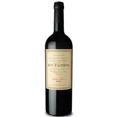 Vinho Tinto Argentino Catena Zapata DV Catena Syrah Syrah 750 ml