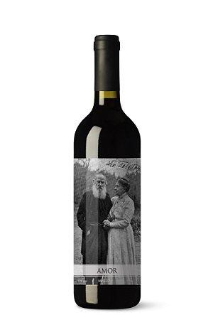 Vinho Tinto Enos Tolstoy Amor Reserva Merlot 750 ml