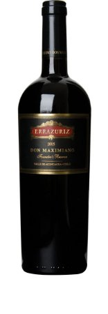 Vinho Tinho Errazuriz Don Maximiano Founder's Reserve