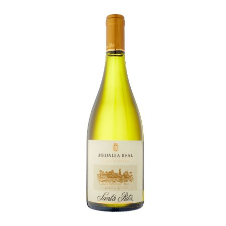 Vinho Branco Santa Rita Medalla Real Gran Reserva Chardonnay