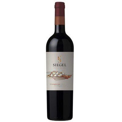 Vinho Tinto Chileno Siegel Special Reserve Carmenere 750 ml