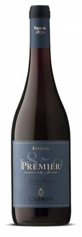 Vinho Tinto Chileno Carmen Premier 1850 Pinot Noir 750 ml