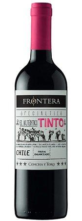 Vinho Chileno Concha y Toro Frontera Specialties Tinto 750 ml