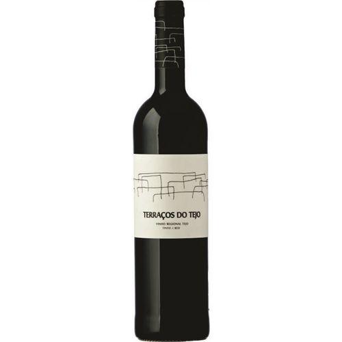 Vinho Tinto Português Terraços do Tejo Tinto