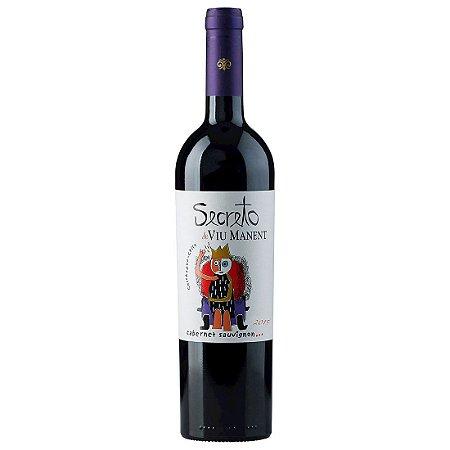 Vinho Tinto Chileno Secreto De Viu Manent Cabernet Sauvignon 750 ml