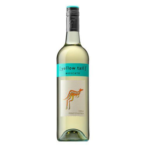 Vinho Branco Autraliano Yellow Tail Moscato 750 ml