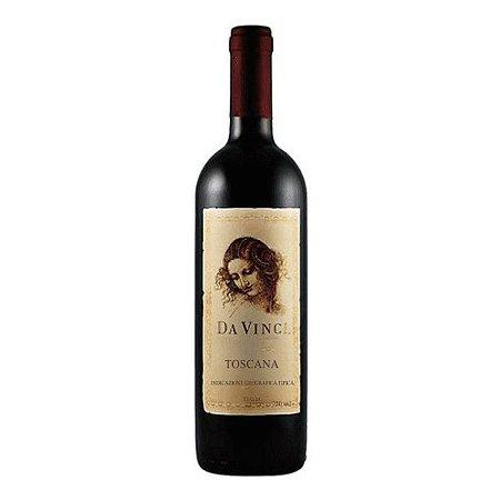 Vinho Tinto Italiano Da Vinci Toscana IGT 750 ml