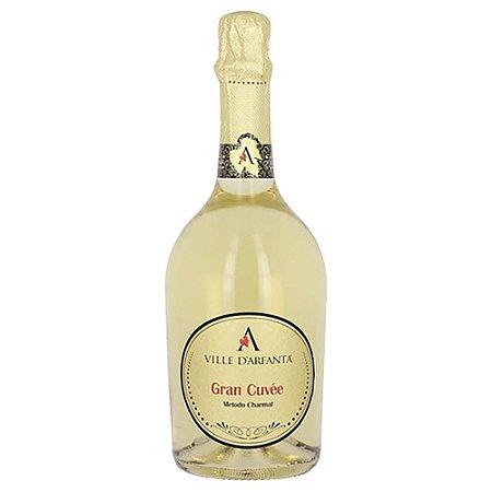 Espumante Branco Italiano Ville D'Arfanta Gran Cuvée 750 ml