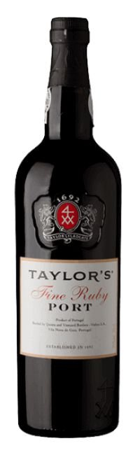 Vinho Do porto Taylor's Fine Ruby 750 ml