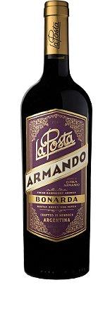 Vinho Tinto Argentino La Posta Armando Bonarda 750 ml