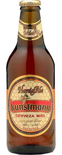 Cerveja Chilena Kunstmann HonigAle 330 ml