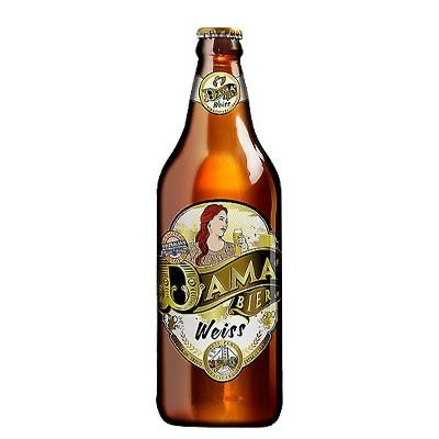 Cerveja Dama Bier Weiss 600 ml