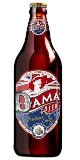 Cerveja Dama Bier IPA India Pale Ale 600 ml