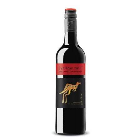 Vinho Tinto Australiano Yellow Tail Cabernet Sauvignon 750 ml