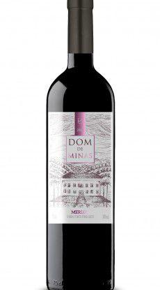 Vinho Tinto Luiz Porto Dom de Minas Merlot 750 ml