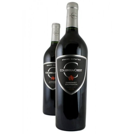 Vinho Tinto Columbia Crest Grand Estates Cabernet Sauvignon  750ml