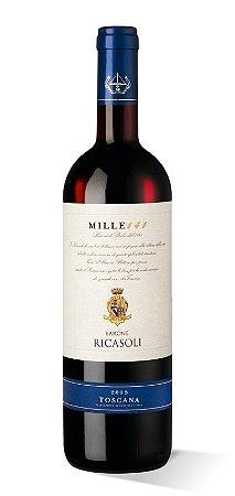 Vinho Tinto Italiano Barone Ricasoli Mille 141 IGT 750ml