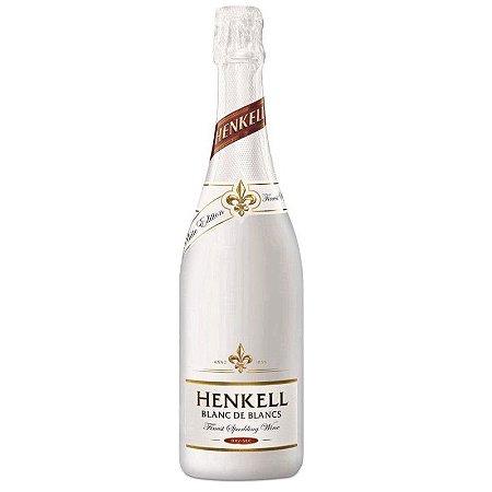 Espumante Alemão Henkell  Dry-Sec Blanc de Blancs 750ml