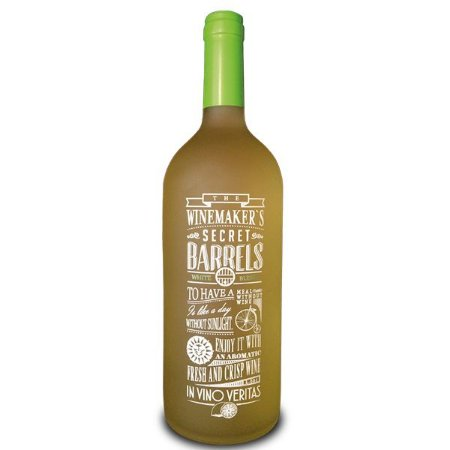 Vinho Chileno The Winemakers Secret Barrels Branco 187 ml