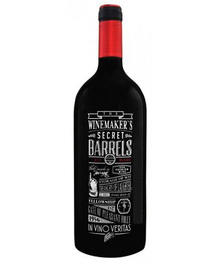 Vinho Chileno The Winemakers Secret Barrels Tinto 187 ml