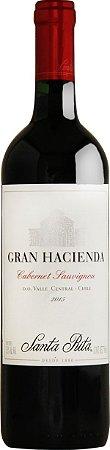 Vinho Santa Rita Gran Hacienda Cabernet Sauvignon 375 ml