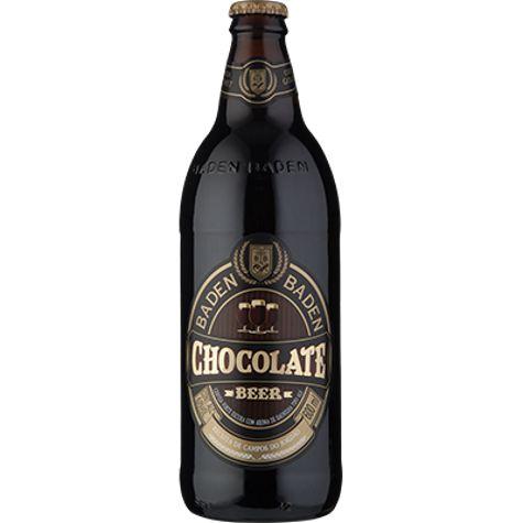 Cerveja Baden Baden Chocolate 600 ml