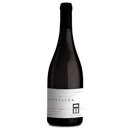 Vinho Branco Chileno Cantagua Gran Reserva Chardonnay 750 ml