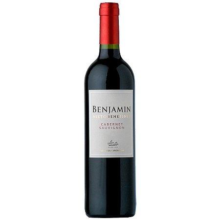 Vinho Tinto Argentino Benjamin Cabernet Sauvignon 750 ml