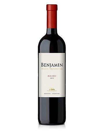 Vinho Tinto Argentino Benjamin Malbec 750 ml