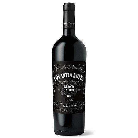 Vinho Tinto Argentino Finca Las Moras Los Intocables Black Malbec 750 ml